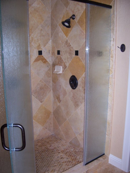 Millbrook Construction - Bathroom remodel - Shower